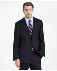 Brooks Brothers - Regent Fit Solid 1818 Suit - Lyst