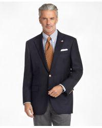 Brooks Brothers - Madison Fit Golden Fleece® Saxxontm Wool Reserve Blazer - Lyst