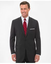 Brooks Brothers - Two-button Suiting Essential Stripe Jacket - Lyst