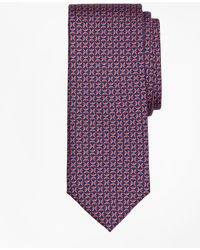 Brooks Brothers - Watermelon Motif Print Tie - Lyst