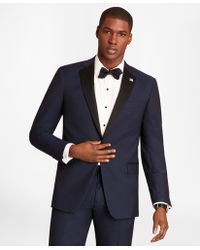 Brooks Brothers - Regent Fit One-button Navy Tuxedo - Lyst