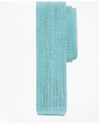 Brooks Brothers - Textured Knit Tie - Lyst