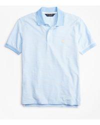 Brooks Brothers - Original Fit Vintage Stripe Polo Shirt - Lyst