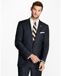 Brooks Brothers - Regent Fit Tic 1818 Suit - Lyst