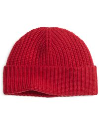 Brooks Brothers - Ribbed Cashmere Hat - Lyst