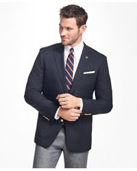 Brooks Brothers | Regent Fit Two-button 1818 Blazer | Lyst