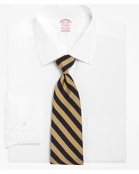 Brooks Brothers - Traditional Fit Spread Collar Dress Shirt - Lyst