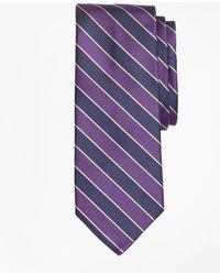 Brooks Brothers - Herringbone Framed Stripe Tie - Lyst