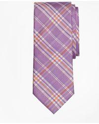 Brooks Brothers - Plaid Tie - Lyst