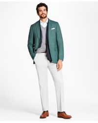 Brooks Brothers | Regent Fit Hopsack Sport Coat | Lyst
