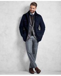 Brooks Brothers - Golden Fleece® Brookstech Wool Traveler Jacket - Lyst