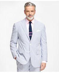 Brooks Brothers | Madison Fit Seersucker Suit | Lyst