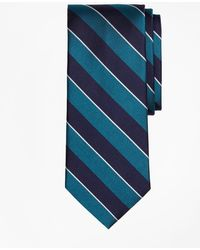 Brooks Brothers - Sidewheeler Rep Stripe Tie - Lyst