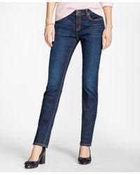Brooks Brothers - Stretch Denim Jeans - Lyst