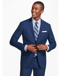 Brooks Brothers - Milano Fit Brookscool® Tic Suit - Lyst