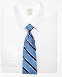 Brooks Brothers - Milano Fit Forward Point Collar Dress Shirt - Lyst