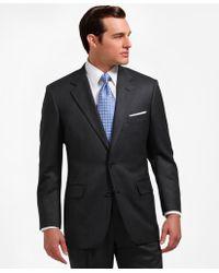 Brooks Brothers - Madison Fit Saxxon Wool Herringbone 1818 Suit - Lyst