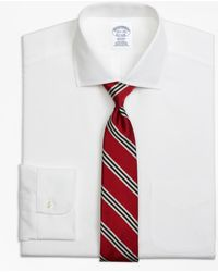Brooks Brothers | Non-iron Madison Fit Spread Collar Dress Shirt | Lyst