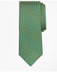Brooks Brothers - Chain Link Print Tie - Lyst