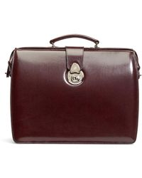 Brooks Brothers - Small Lawyer Briefcase - Lyst