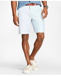 Brooks Brothers - Supima® Cotton Fun Oxford Shorts - Lyst