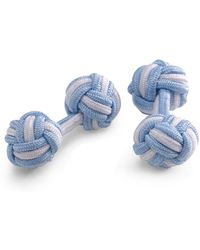Brooks Brothers - Knotted Rope Cufflinks - Lyst