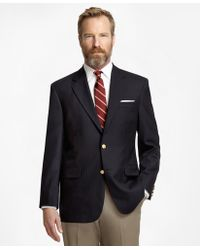 Brooks Brothers | Madison Fit Two-button Classic 1818 Blazer | Lyst