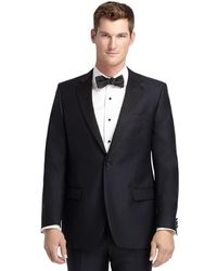 Brooks Brothers - 1818 One-button Fitzgerald Navy Tuxedo - Lyst