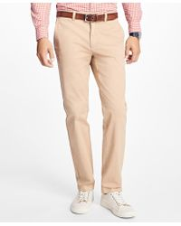 Brooks Brothers - Garment-dyed Chinos - Lyst