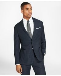 Brooks Brothers - Brookscloudtm Two-button Wool Suit Jacket - Lyst