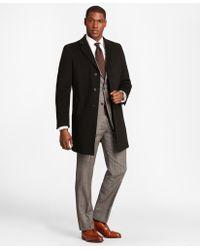 Brooks Brothers - Brooksstorm® Short Town Coat - Lyst