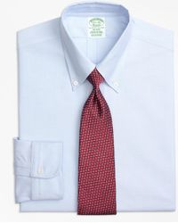 Brooks Brothers - Original Polo® Button-down Oxford Milano Slim-fit Dress Shirt - Lyst