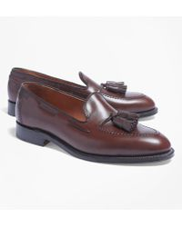 Brooks Brothers - Tassel Loafers - Lyst