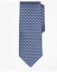 Brooks Brothers - Cars Print Tie - Lyst
