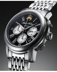 Brooks Brothers - Chronograph Timepiece - Lyst