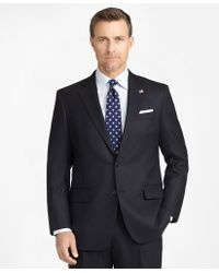 Brooks Brothers - Madison Fit Saxxontm Wool Herringbone 1818 Suit - Lyst