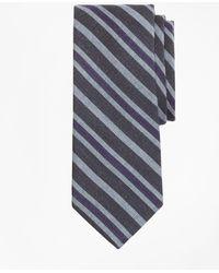 Brooks Brothers - Alternating Stripe Print Tie - Lyst