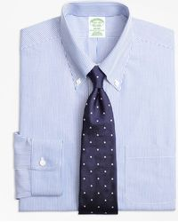 Brooks Brothers - Non-iron Milano Fit Candy Stripe Dress Shirt - Lyst