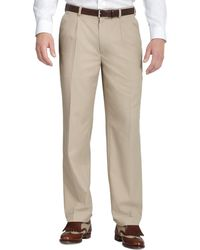 Brooks Brothers | St Andrews Links Pleat-front Pants | Lyst