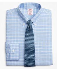 Brooks Brothers - Brookscool Regular Fit Classic-fit Dress Shirt - Lyst