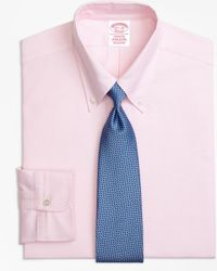 Brooks Brothers - Original Polo® Button-down Oxford Madison Classic-fit Dress Shirt - Lyst