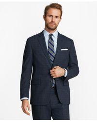Brooks Brothers - Regent Fit Brookscool® Plaid Suit - Lyst