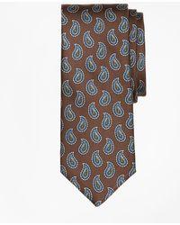 Brooks Brothers - Pine Print Tie - Lyst