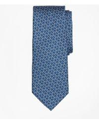 Brooks Brothers - Triple Link Print Tie - Lyst