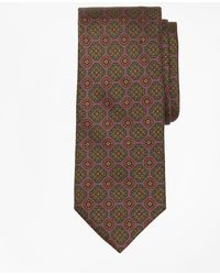 Brooks Brothers - Ancient Madder Medallion Tie - Lyst