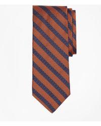 Brooks Brothers - Ground Stripe Tie - Lyst