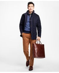 Brooks Brothers - Brooksstorm® Quilted Walking Coat - Lyst