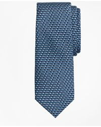 Brooks Brothers | Scooter Motif Print Tie | Lyst