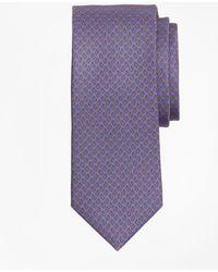 Brooks Brothers - Micro-pine Print Tie - Lyst