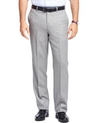 Brooks Brothers - Madison Fit Flannel Trousers - Lyst